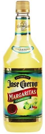 Jose Cuervo Tequila Margarita Lime 199@